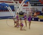 Открытие ДВ-турнира по художественной гимнастике состоялось в с/к «Олимпиец»