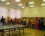 Краевой турнир по настольному теннису определил сильнейшие команды края