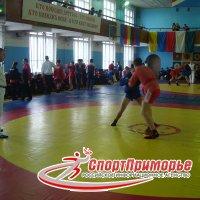 Победители Первенства Приморского края по самбо среди юношей