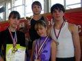 Акробаты из Находки привезли медали с первенства ДВФО
