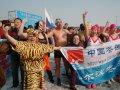 Моржи Находки приехали с харбинского фестиваля зимнего плавания