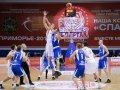 Баскетболисты Спартака обыграли иркутскую команду