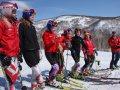 Прибытие камчатских спортсменов - участников Х Паралимпийских зимних игр 2010