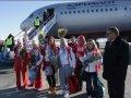Камчатские паралимпийцы вернулись домой