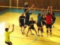 Отборочные игры волейболистов