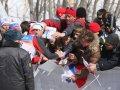 Результаты мужской спринтерской гонки соревнований по биатлону памяти Виталия Фатьянова