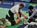 На чемпионате мира по бадминтону российская сборная несет потери
