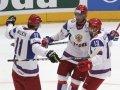 Сборная России разгромила Данию на чемпионате мира по хоккею