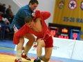 Сахалинец А. Сероштанов на чемпионате России по самбо завоевал золотую медаль