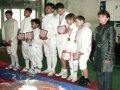 Фехтовальщики Находки удачно выступили в Китае