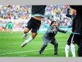 Сборная Аргентины победила Нигерию в матче ЧМ-2010
