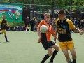 «Виктория» из Макарова в третий раз стала победителем областного турнира дворовых команд по футболу