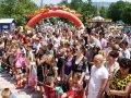 На праздновании Дня российской молодежи в Южно-Сахалинске состоялась закладка «Капсулы времени»