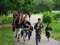 Спортивная смена прошла в лагере «Приморский»