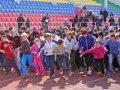 «Мы - будущее России» - спортивный праздник с таким названием состоялся на стадионе «Юность»