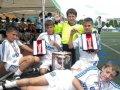 Юноши «Океана» на пути в финал Кубка Приморья по футболу