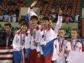 Триумф приморских таеквондистов на чемпионате мира