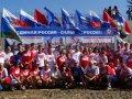 Спортсмены России и Китая переплыли Амур за полчаса