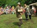 """Рыцари и шаманы встретились в """"Палеодеревне"""""""