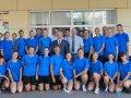 Сергей Лопатин провел встречу с коллективом волейбольного клуба «Самородок»
