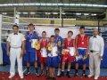 Боксеры Находки успешно выступили на дальневосточном первенстве