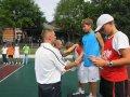 Финишировал турнир юных теннисистов