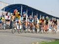 В Хабаровске соревновались велосипедисты-шоссейники