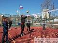 Еще одна современная спортивная площадка открылась в столице Приморья