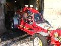 Уссурийские автомеханики собрали два багги из отживших свой век машин