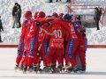 Арсеньевский «Восток» - победитель Первенства России по хоккею с мячом в дальневосточной зоне. Фоторепортаж