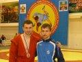 Команда приморцев вернулась с чемпионата России по самбо среди структур МВД