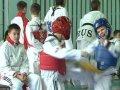 Открытое первенство округа по таеквондо WTF - пропуск для спортсменов в сборную Приморья. Видео
