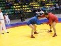 Соревнования по самбо памяти тренера
