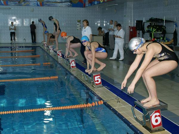 занятия гимнастикой для детей в брянске