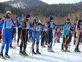 Абсолютным победителем Сахалинского лыжного марафона-2011 стал Иван Кустов