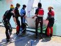 Приморские яхтсмены стартовали в «Сочинской регате»