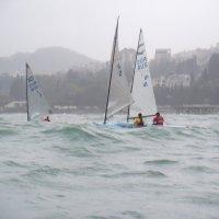 У приморских яхтсменов две бронзовых медали на «Сочинской регате»