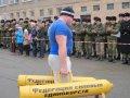 Турнир по силовому многоборью в честь 280-летия Российского флота