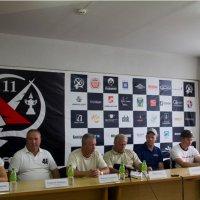 Пресс-конференция по кубку Семь Футов