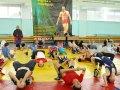 На Сахалине прошел мастер-класс Олимпийского чемпиона по греко-римской борьбе