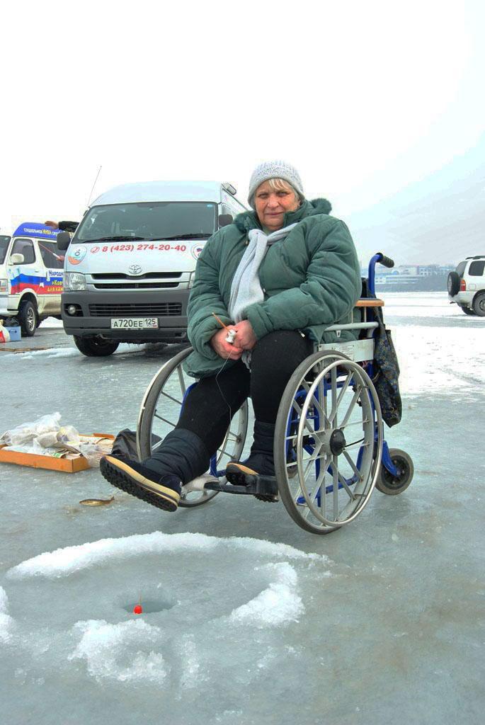 Инвалидами в знакомство владивостоке с