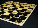 Артемовцы умеют играть в шашки