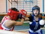 В Находку съехались лучшие боксеры Дальнего Востока