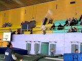 Артемовцы – члены сборной края по акробатике