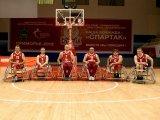 Приморские баскетболисты на колясках отправились на чемпионат России в Москву