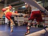 Первый бой в спортивной карьере