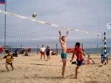 Чемпионат по пляжному волейболу стартует на Кунгасном