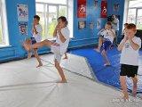 Воспитанники реабилитационного центра занимаются джиу-джитсу