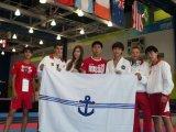 Таеквондисты Находки - мировые призеры