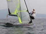 Приморские спортсмены возвращаются с Чемпионата России в олимпийских классах яхт